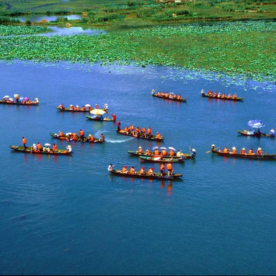 【暑假】坝美、普者黑、建水古城、抚仙湖,一起走入最后的世外桃园(共4期)