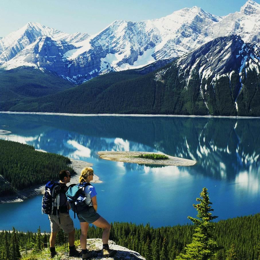 【暑假】温哥华+哥伦比亚大学+贾斯珀+幽鹤+班夫三大国家公园——加拿大10日之旅