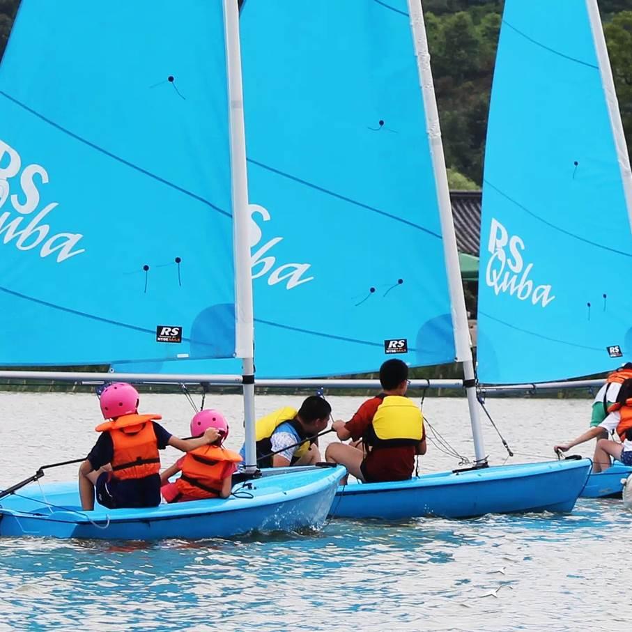【周末营】徒步杭州山脊行走、九溪烟树泼水大战;大帆船体验、帆船远航