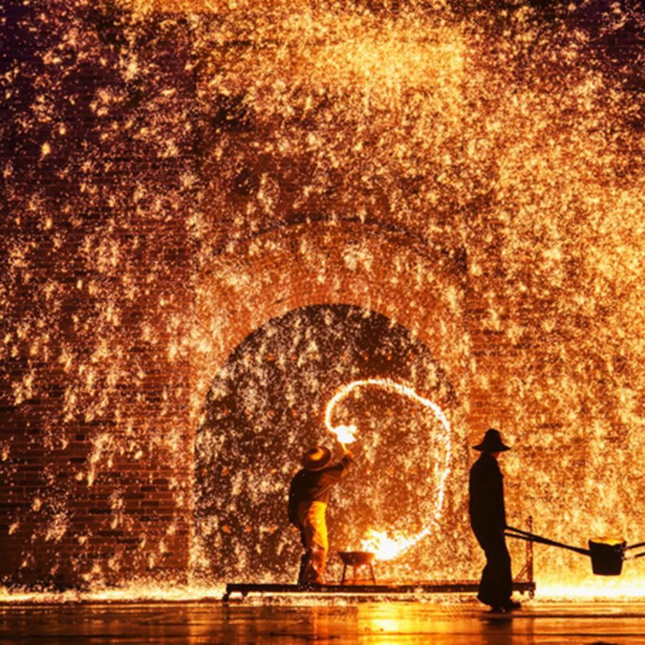 【寒假】滑一场雪、玩一次太空探索、赶一个乡村社戏、看一场百年的技艺、过一个年味十足的新年—北京+塞北新年之旅(6天5晚)
