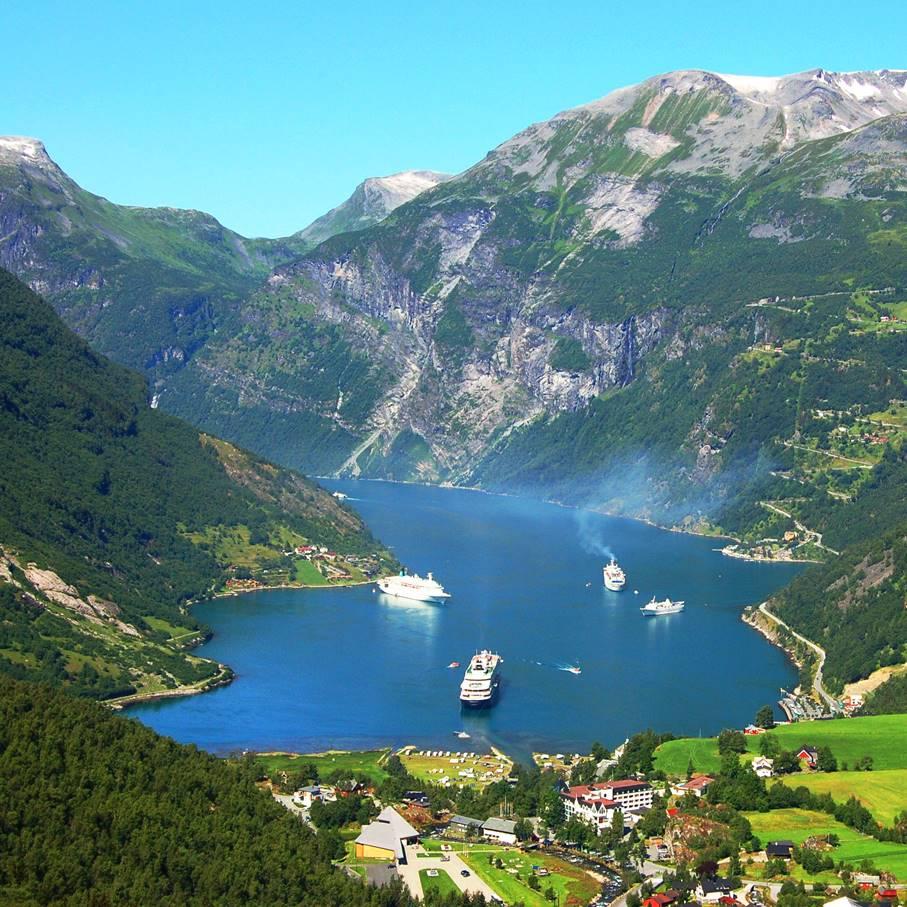 【暑假】重返自然,纯净北欧,童话王国,世界最幸福的国度——丹麦+挪威