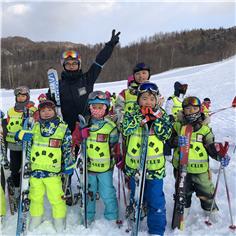 【寒假&春节】(0118团&0131团都已成行)雪中精灵——日本北海道自然学校6天5晚滑雪训练考级营(亲子团)