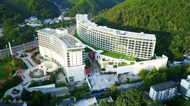 【亲子酒店】——黄山复华丽朗度假村
