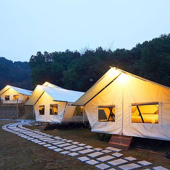 【亲子酒店】—牛路路野营地