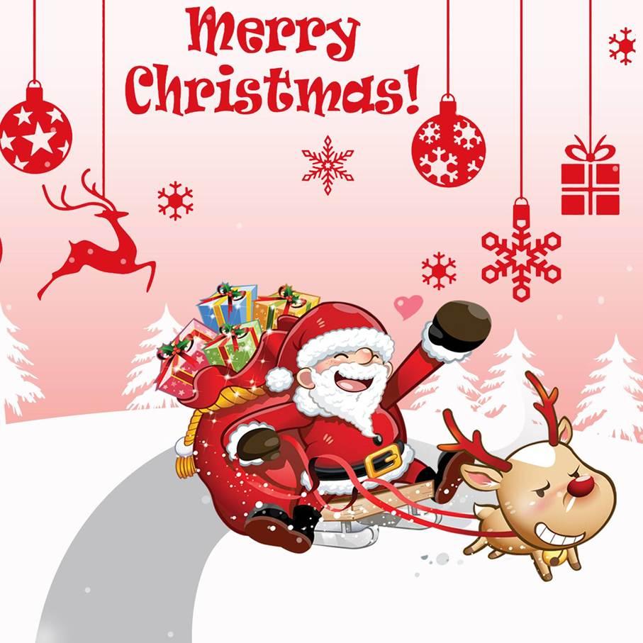 【圣诞节】(一日营)丛林定向,皮划艇,穿越火线,挑战ATV—圣诞小老人欢乐运动会!