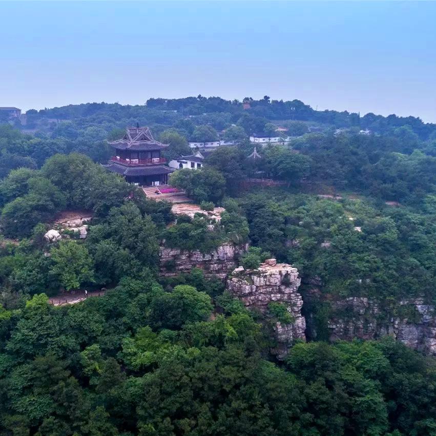 【周末营】道启东南,拓碑访古,徒步常熟虞山,与大自然亲密接触
