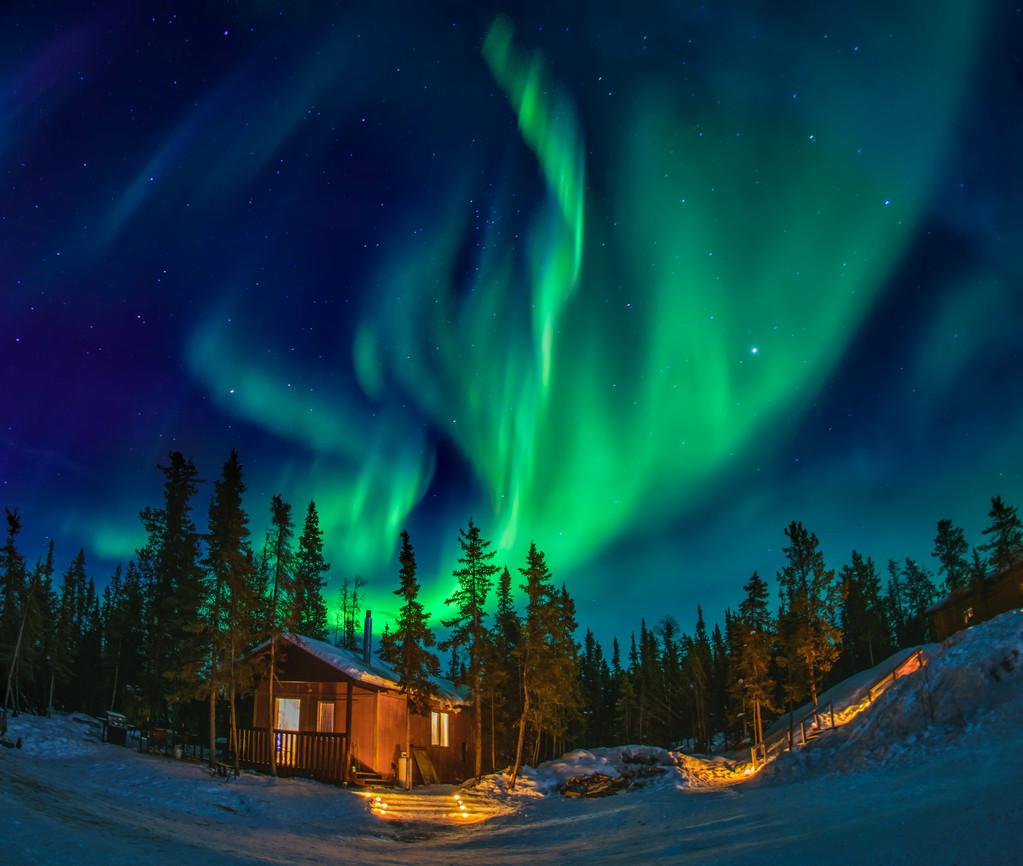 【圣诞节&寒假&春节】冬季相约俄罗斯,猎逐人生的第一次极光——趣俄罗斯追寻极光之旅