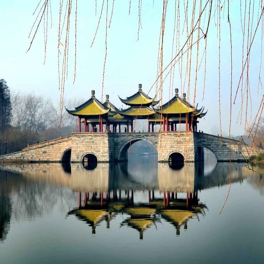 【周末二日】(可单飞)赏梅、吟诗、古镇、下江南,没有烟花三月,扬州也依然是竹西佳处——趣。扬州